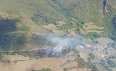 Estabilizado un incendio declarado en Bohonal de Ibor