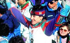 Pionera del deporte femenino español