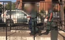 Ingresa en prisión el pirómano que provocó una oleada de incendios en la Sierra de Gata este verano