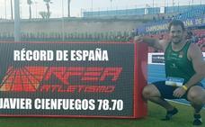 Cienfuegos, 'on fire' para el Mundial