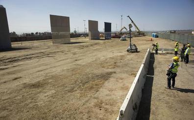 El Pentágono anuncia el desvío de fondos para construir el muro