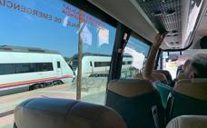 El tren a Zafra llega 24 minutos tarde y es el cuarto en demorarse esta semana