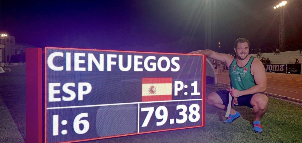 Javier Cienfuegos, el diputado que no deja de superarse