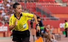 Guadalupe Porras: «Un árbitro no puede ser de un equipo»