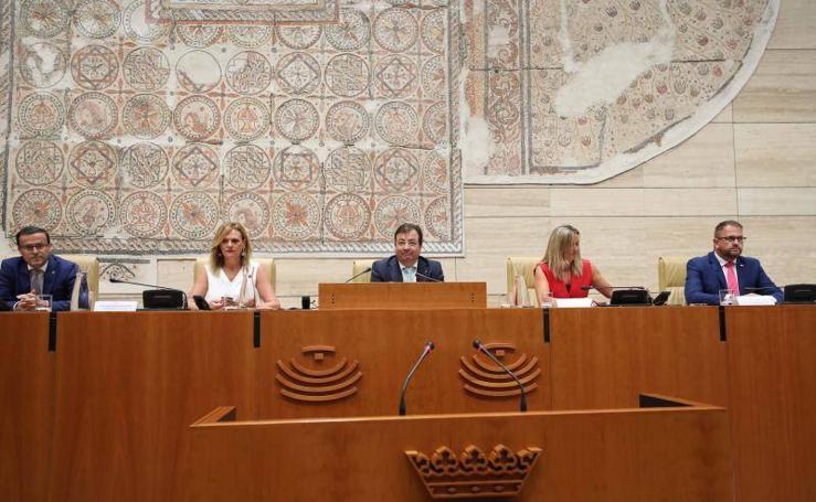 Acto institucional del Día de Extremadura