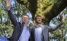 Casado invita a los barones del PSOE a la batalla por la financiación
