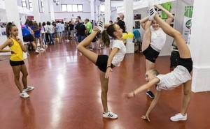 Los deportistas locales celebran su día
