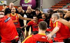 España jugará la final del Eurpeo contra el 'Mideba'