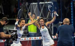 Paula Josemaría logra su primer título