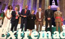 Entrega de las Medallas de Extremadura 2019