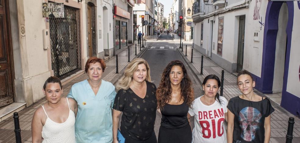 «La calle Santo Domingo, en Badajoz, no acaba en Juan Carlos I»