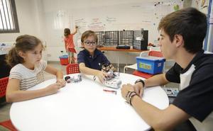 El inglés y los deportes dominan la oferta de actividades extraescolares en Cáceres
