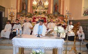 Terminan las Fiestas de la Virgen de la Estrella en Los Santos de Maimona