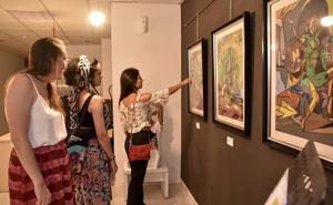 La magia de Diony Sayago llega al hall de Ecosistema W de Badajoz