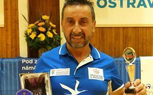 Juan Bautista Pérez sigue en plena forma