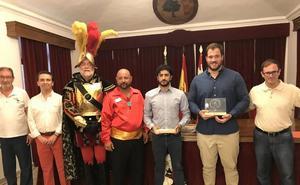 Cienfuegos y el Mérida reciben el premio de la Orden Deportiva Hernando de Soto