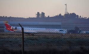Retrasos de más de 90 minutos en los vuelos Madrid-Badajoz y Badajoz-Madrid
