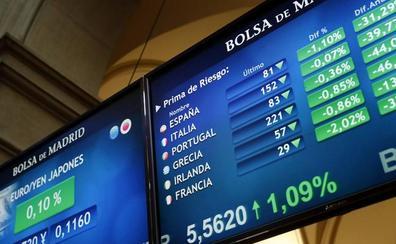 El Ibex-35 lidera los ascensos en Europa por la banca y Telefónica