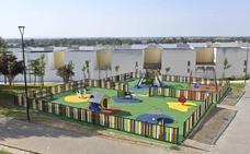 El Ayuntamiento renovará los juegos infantiles en cuatro puntos