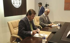 Osuna afirma que se está redactando el proyecto de la azucarera de Mérida