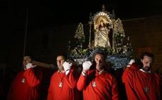 Una procesión recreará el recorrido que hizo la Mártir por la ciudad