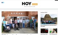 La ONCE premia a HOY Solidario por su compromiso social