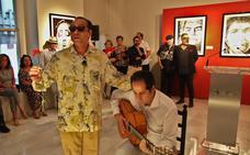 Gene García retrata el mundo flamenco en la Vaquero Poblador