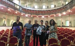 Samarkanda, Paka Velardiez y Auserón actuarán en el teatro