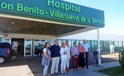 El PP pide la retirada del cartel de la construcción del hospital