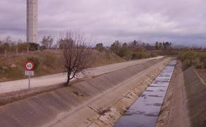 Mejoras en la eficiencia de la red de riego de Valdecañas