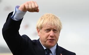 Boris Johnson niega al Parlamento sus mensajes sobre la suspensión