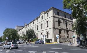 La Diputación contratará vigilancia para el edificio del Hospital Provincial