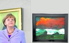 Solución final para el pintor nazi