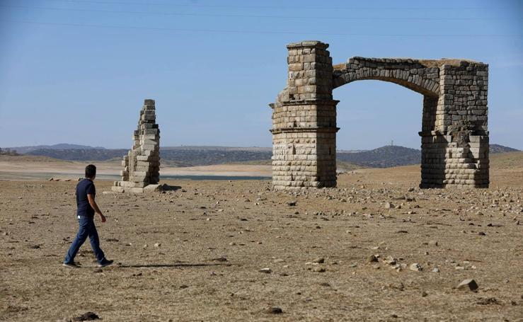 El rastro de la sequía