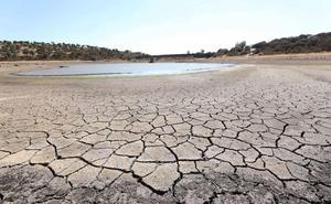 El déficit de lluvias en Extremadura supera el 25% este año hidrológico