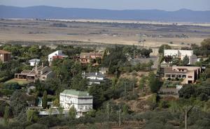 La Sierrilla de Cáceres y Las Vaguadas de Badajoz son los barrios más ricos de la región
