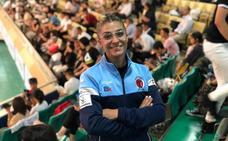 La karateka extremeña Marta García representará a España en el Mundial de Chile