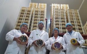 Quesos Los Vázquez prepara el salto al mercado exterior