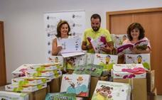 350 escolares de Navalvillar de Pela se benefician de libros gratis