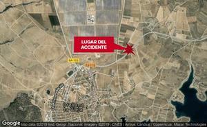 Trasladada en helicóptero una joven de 17 años herida en un accidente en Orellana