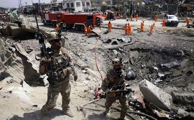 Afganistán, ante un nuevo emirato talibán