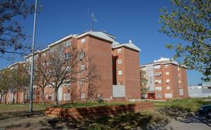 Alertan del deterioro del edificio de la Guardia Civil en Suerte de Saavedra