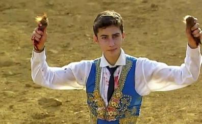 El extremeño Manuel Perera, en la final del Certamen de Novilladas de Ribera del Tajuña