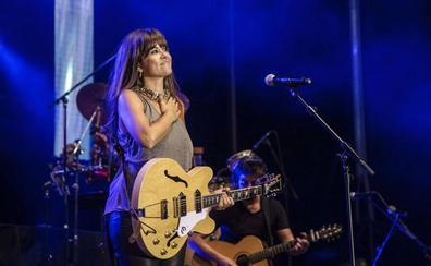 Vanesa Martín: «Por ley tendría que cantar una vez al año en el Teatro Romano»