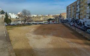 Salvar Parque Ascensión pide sombras para el corredor verde de Badajoz