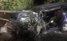 Muere un vecino de Montijo que circuló en sentido contrario al chocar con otro vehículo en la A-5