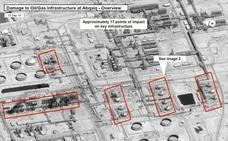 EE UU culpa a Irán del ataque a la refinería