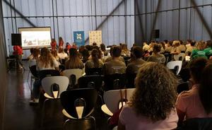 150 alumnos participan en la Jornada Agraria del Programa Colaborativo Rural celebrada en Almendralejo