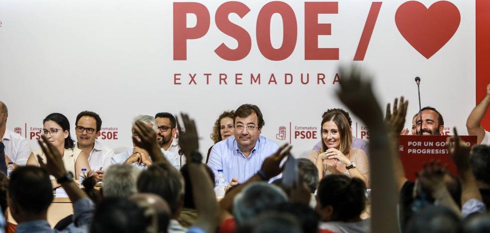 El PSOE suprimirá la ley de 2014 que limita los mandatos a ocho años