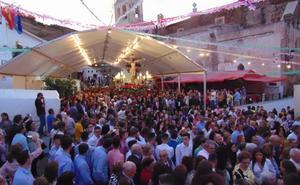La Parra vuelve a vivir con fervor las Fiestas del Cristo de las Misericordias